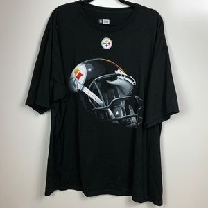 Pittsburg Steelers shirt mens 2xl black